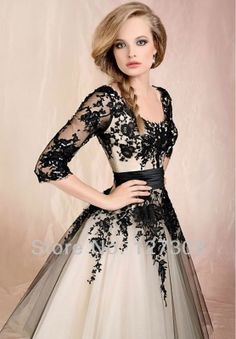 2013 Modest beautiful Bridal Prom Gown Bride Formal Evening Dress $119.00