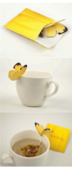 Cool teabags - Butterfly Stroke | 2Modern Blog