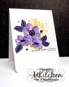 On A Stampage...: Two Cards