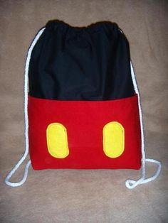 Mickey bag...for the love of Disney