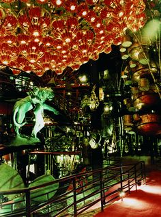 """""""Scariest Museum On Earth""""   House On The Rock, Wisconsin"""