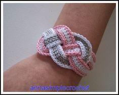 Bracelet #crochet