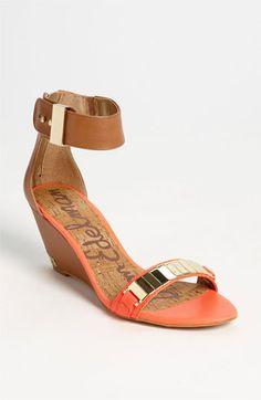 sweet sandals  #Wedges #2dayslook #Wedgesfashion  www.2dayslook.com