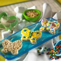 Kids will love decorating the wings with colorful frosting almost as much as they'll love having these butterflies in their tummies.