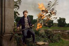 Daniel Radcliffe (Martin Schoeller photography <--amazing!)