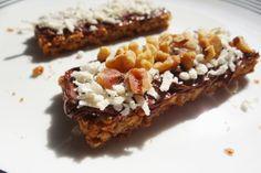Nutty Nutella Granola Bar Recipe | Quick & Easy Breakfast Twist