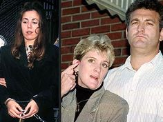 amy fisher her victim and husband whom she was having an affair.