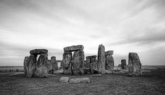 Stonehenge is a megalithic monument of the Bronze Age, located on Salisbury Plain, near Amesbury in the county of Wiltshire, southern England, UK.