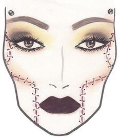 Halloween makeup tutorials!