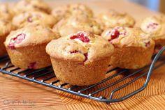 Lemon Rasberry muffins