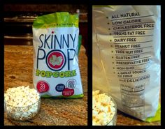 This popcorn is perfect for those who don't have access to a air popper at home or in their dorm room. This is the kind of snack I can eat straight from the bag without over indulging.