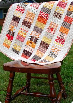 nice fall quilt