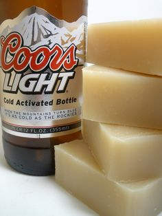 beer soap, AWESOME!!