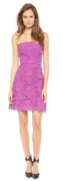 Radiant Orchid Dress.