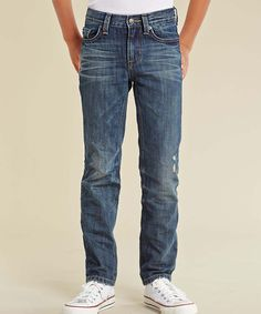 Take a look at the Blue Skinny Jeans - Boys on #zulily today!