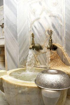 Ottoman Muslim bath - Turkish Hamam
