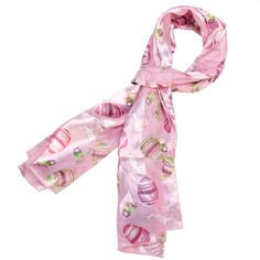 Get your Pink Easter Scarf at Purple Box Jewelry for only $7.90 along with all your other favorite holiday scarves.