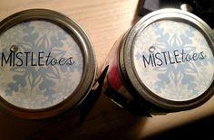 """mistle-toes"" DIY pedicure kit"