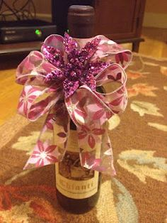 Wine tie!