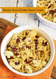 cheesy-cauliflower-bacon-pasta