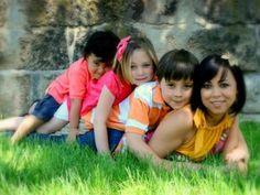 For Christina and her Kiddos!