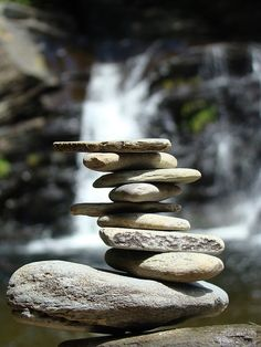 *Stone stack
