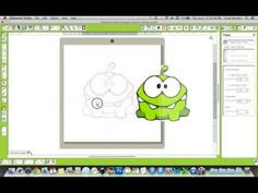 Silhouette Studio- Tracing Multiple Colors - YouTube