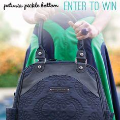 Petunia Pickle Bottom Satchel Giveaway