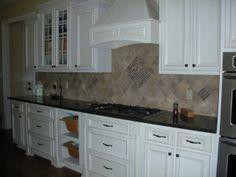 kitchen on pinterest granite tile countertops and