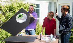 """Haunt & Family"" DIY Eyes In the Window with Matt Rogers"