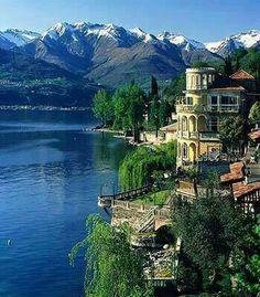 Lake Como, Italy -