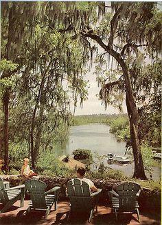 Rainbow Springs, 1950's