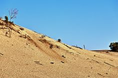 Mount Fuller at Warren Dunes State Park. Awesome place to visit. :)