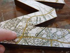 map letter, custom map, maps, customis map, cheap, letters