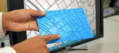 New tech lets Individuals with Visual Impairments 3D print maps to navigate on foot!