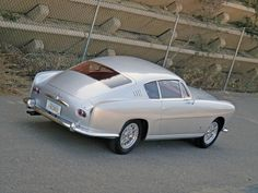 1954 Alfa Romeo, Designed by The House of Ghia.