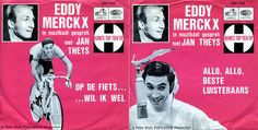 "Eddy Merckx ""zingt"" 