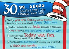 30 Dr. Seuss Quotes | Charory