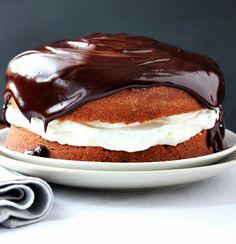 Gordon Ramsay style Chocolate Cream Cake ; Recipe