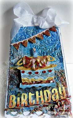 Susan - challenge 'cake'
