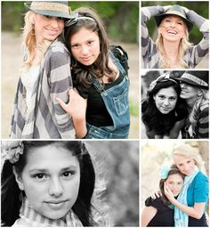 Love this mother & daughter session. Full of love and personality. Work of @Erin Rouse Lohden