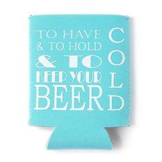 Keep Your Beer Cold Koozie