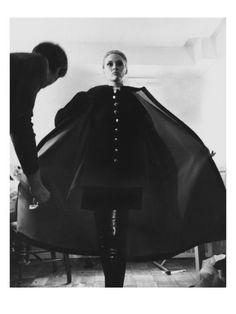 Faye Dunaway, Vogue - March 1968