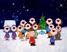 charlie-brown-christmas time is here, Vince Guaraldi Trio.  So much Christmas joy.
