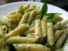 Creamy Basil Pesto