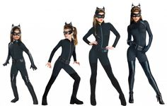 Womens Catwoman Costume