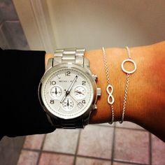 must-haves   image via: @Jessica Eastburn #dogeared #bracelets #infinity #karma