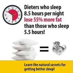 Can't lose weight? The secret to FAT loss is in your SLEEP!