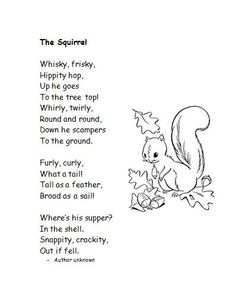 USING POETRY IN THE CLASSROOM -- Use this poem to teach blends