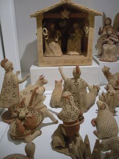 Nativity Scenes - I collect these